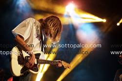 Foto concerto live THE YELLOW TRAFFIC LIGHT  Live Rock Festival  Giardini Ex Fierale  Acquaviva 9 settembre 2015