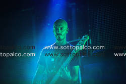 Foto concerto live SUBSONICA
