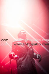 Foto concerto live MARILYN MANSON 